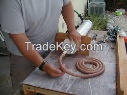 Advanced Hydraulic Sausage Stuffer