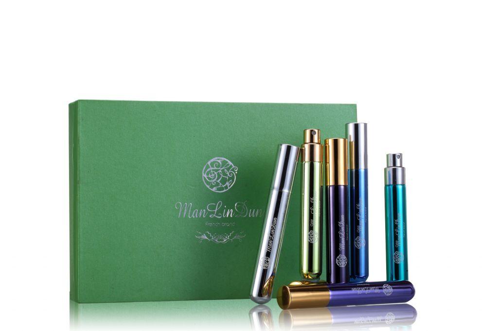 Six in One Forever Elegant Perfume Giftset