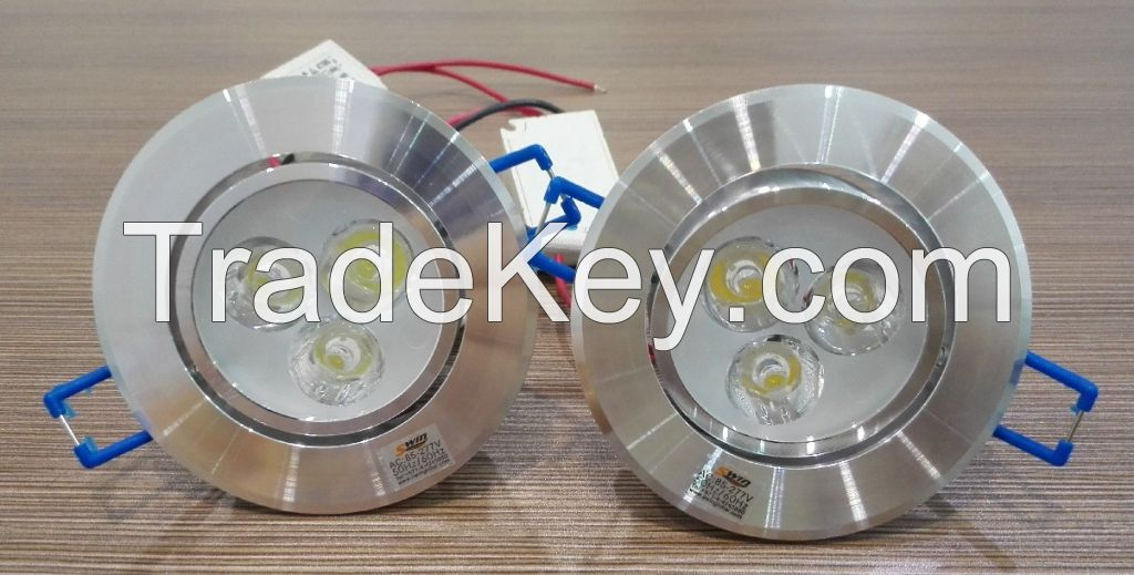 SWIN Expert manufacturer of Lamp Covers 5 colors to choose White Gold Silver High Siver High Gold Frost Silver