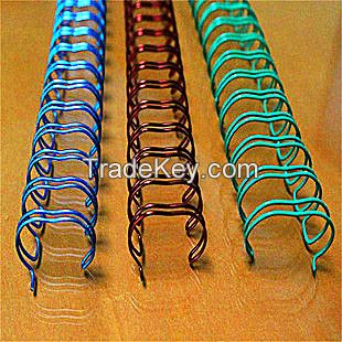 double loop wire for binding books