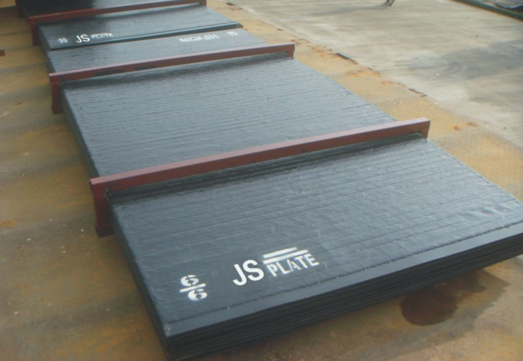Wear Resistant Compound plate