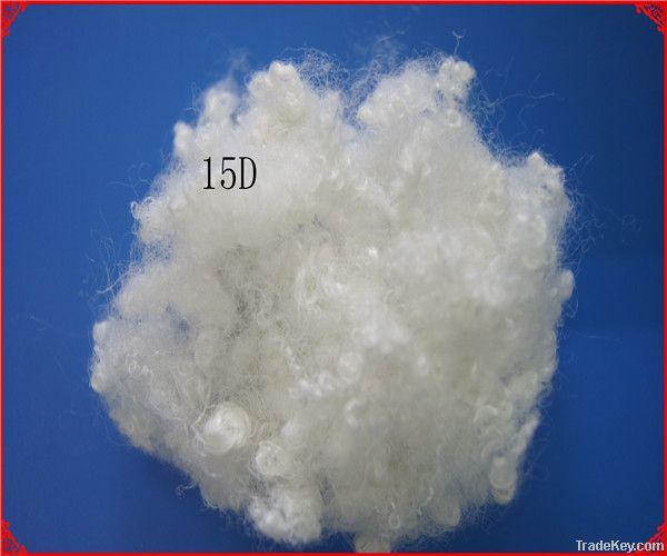 15D*64MM HCS polyester staple fiber
