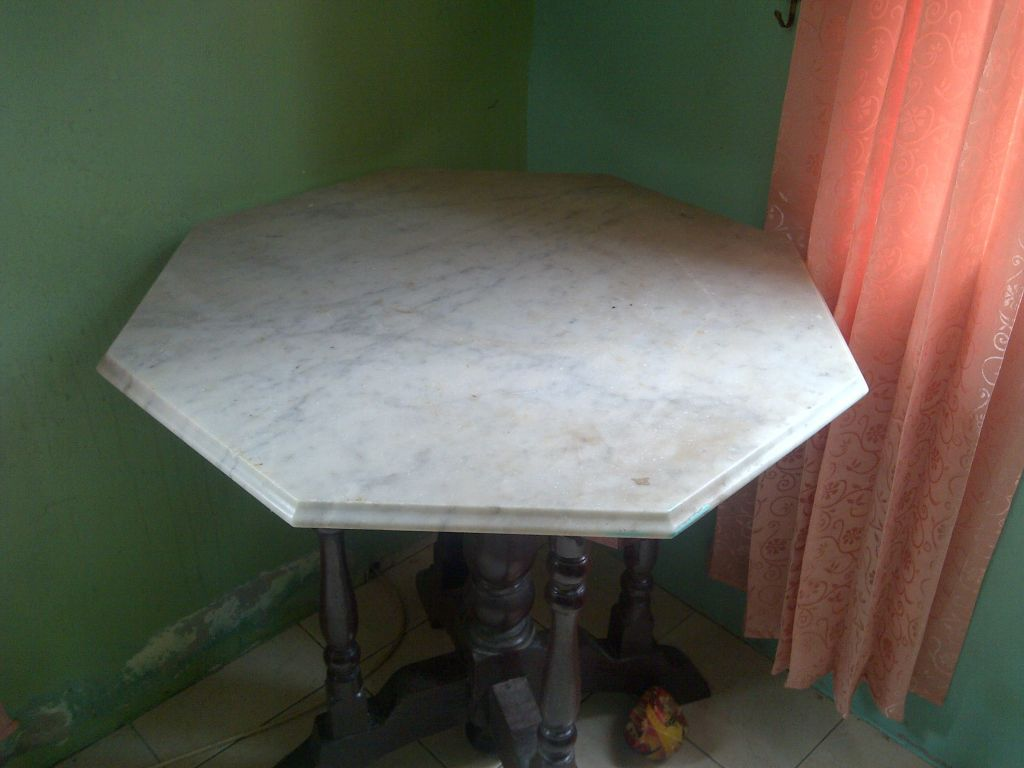 Old Marble Table from China