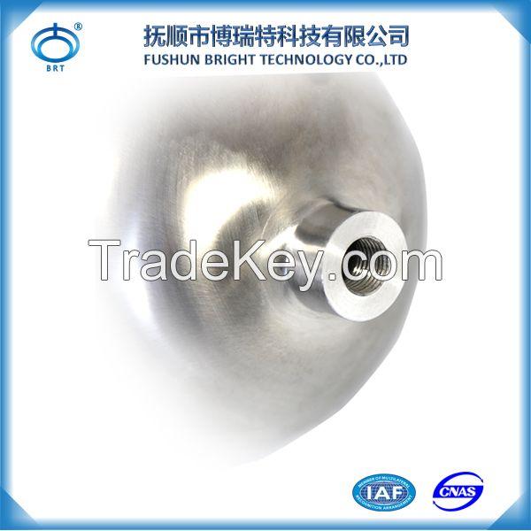 2000cc High Pressure DOT Sampling Cylinders 3000psig Gas Sample Cylinder
