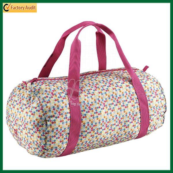 Fashion Luggage Bag Round Ladies Travel Bags