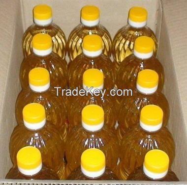 Refined Sunflower Oil and soya bean oil 99.9%