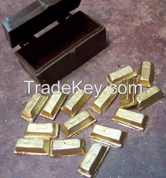 Gold Bars, Rough Diamond, Gold dust available for sale/