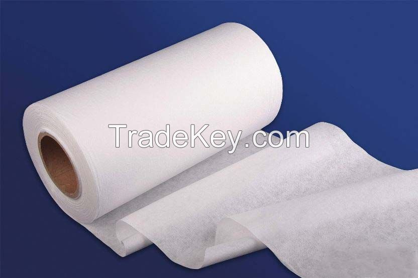 PLA Thermal bonded nonwovens