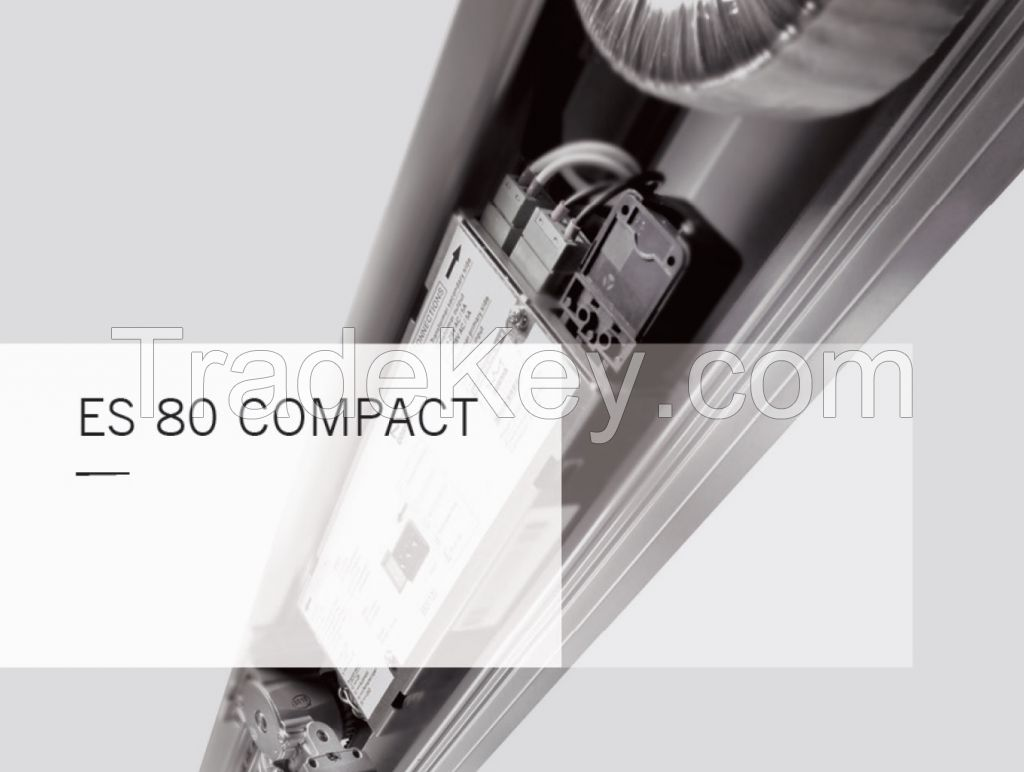DORMA ES 80 Compact Sliding Door Operator By Dynamic Synergy
