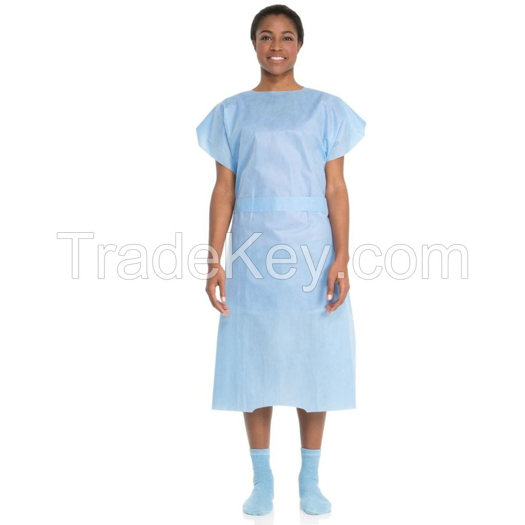 Healthcare Textile Products - Patient Gowns / Scrubs