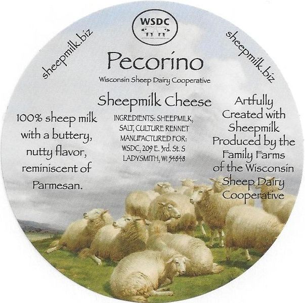 Sheep Milk Parmesan