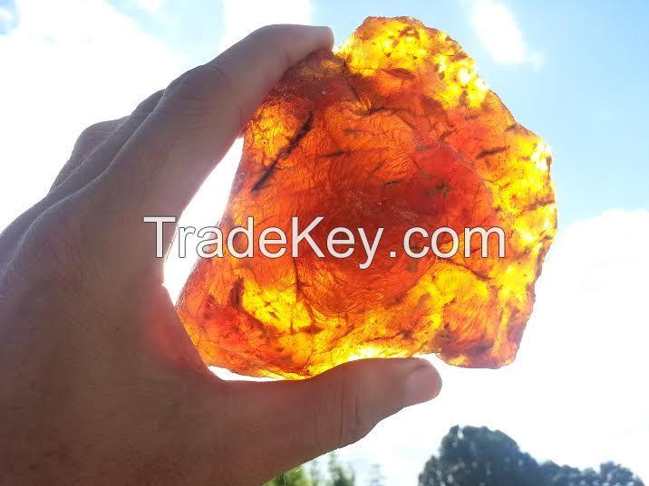 New Zealand Amber (raw)