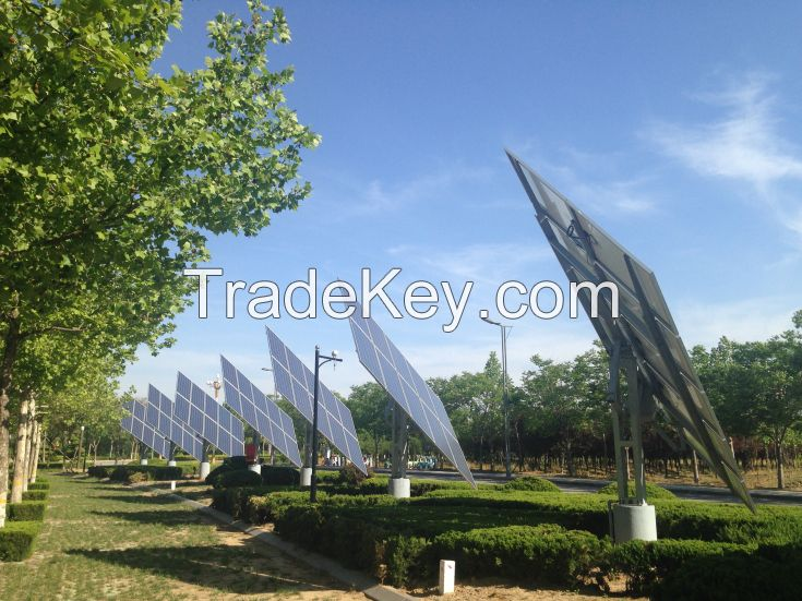 ZRS-10 dual axis solar tracking system