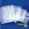 Clear Permanent seal envelops