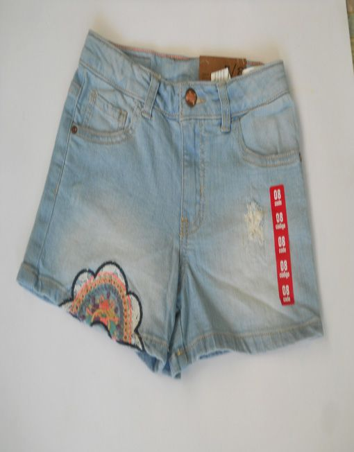 Ladies Denim Sexy Shorts