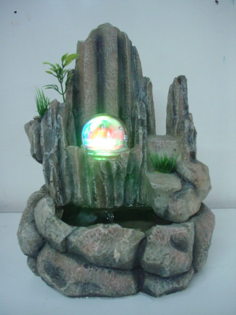 Polyresin decoration