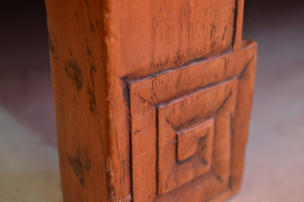 Antique Chinese Sideboard of Elmwood