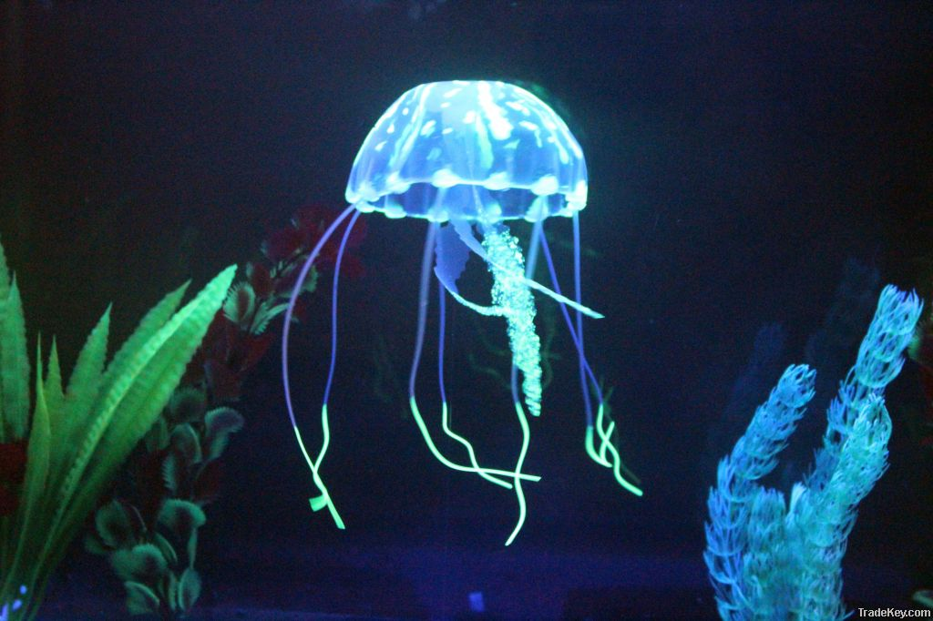 Aquarium accessories Simulation S Jellyfish