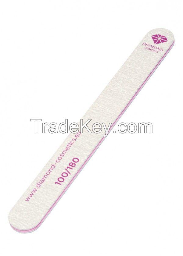 Nail file straight 100/180 Semilac Quality