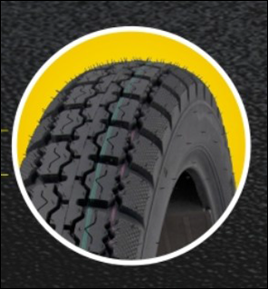 The high quality motorcycle tyre