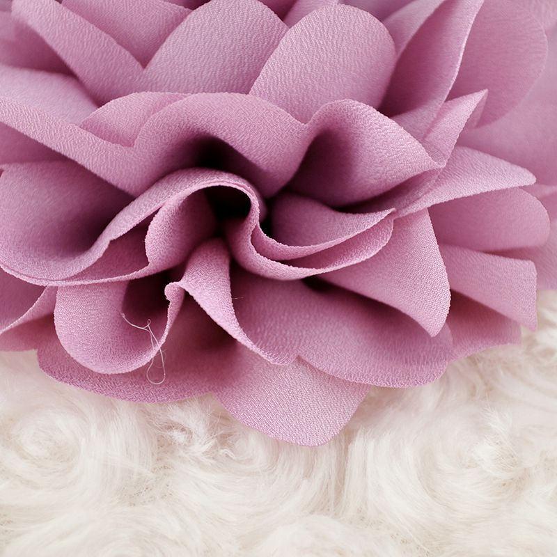 Hair accessory ribbon flowers ladies fancy ornaments wedding hair accessories
