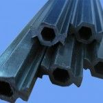 O-type thermal insulation strip