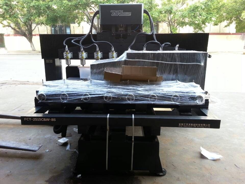 cnc woodworking engraving router machines