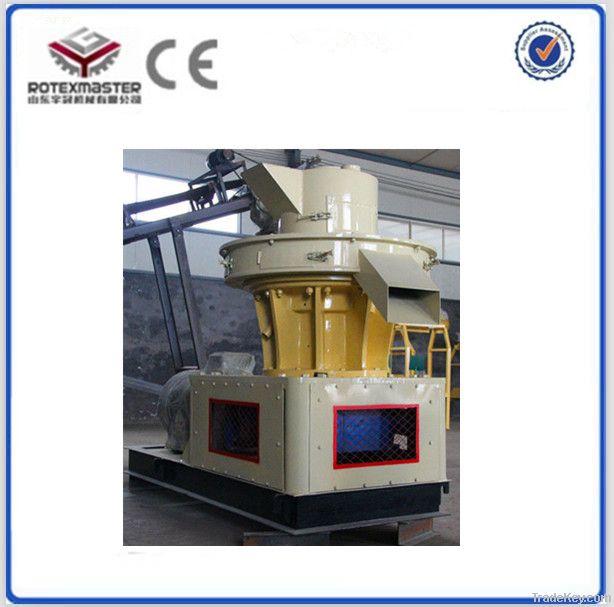 high efficient ring die wood pellet mill