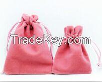 In Stock Wholesale Jewelry Velvet Bag