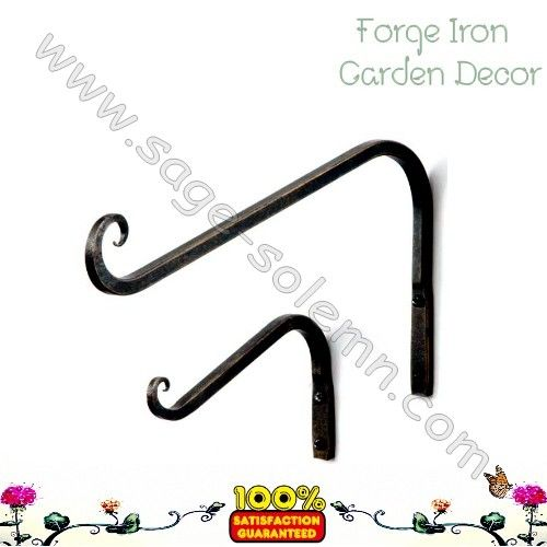 Iron Garden Hanging Hook