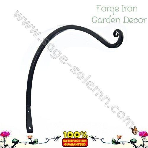 Wrought Iron Garden Hanging Hook