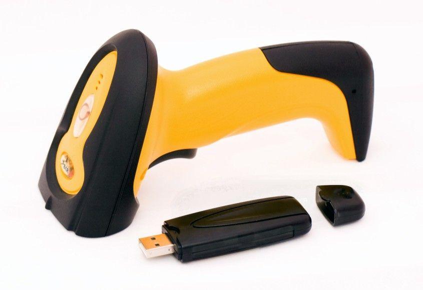 433MHZ 1D Laser Barcode Scanner