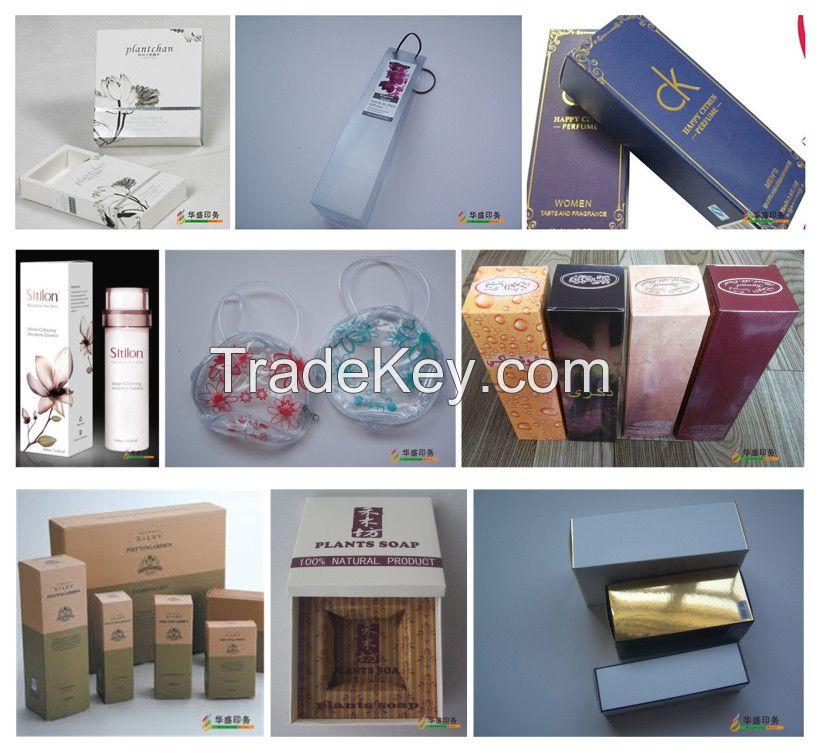 Custom Luxury Paper Cosmetic packaging Box Wholesales