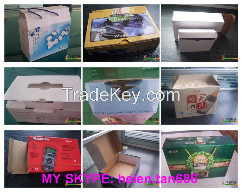 Hot sale Custom corrugated cardboard shipping carton box