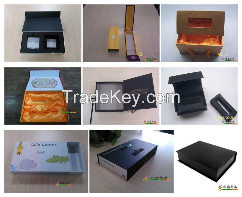 Hot Sale Custom Unique Paper Gift cardboard packaging box