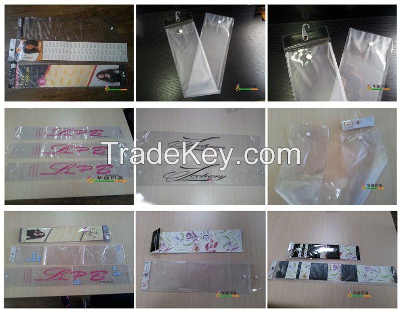 Hot Sale Custom Paper Hair Extension Packaging Box