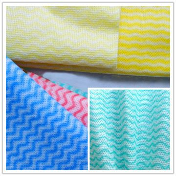 High Absorbent Non Woven Cleaning Cloth