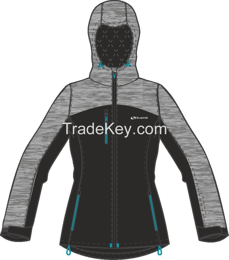 Ski jacket ladies or men 1, 000