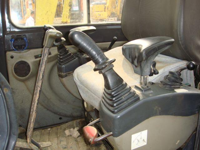 Used Daewoo mini digger DH35