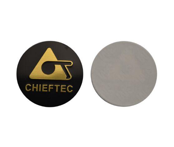 metal label metal badge metal nameplate