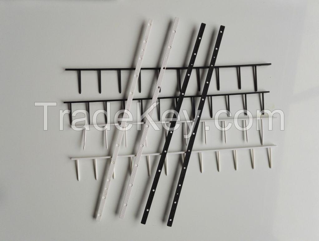 10 pin white Velo binding stripes