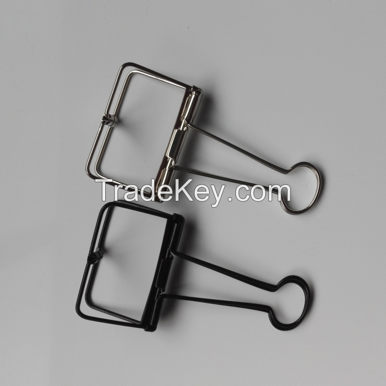 metal wire binding clip