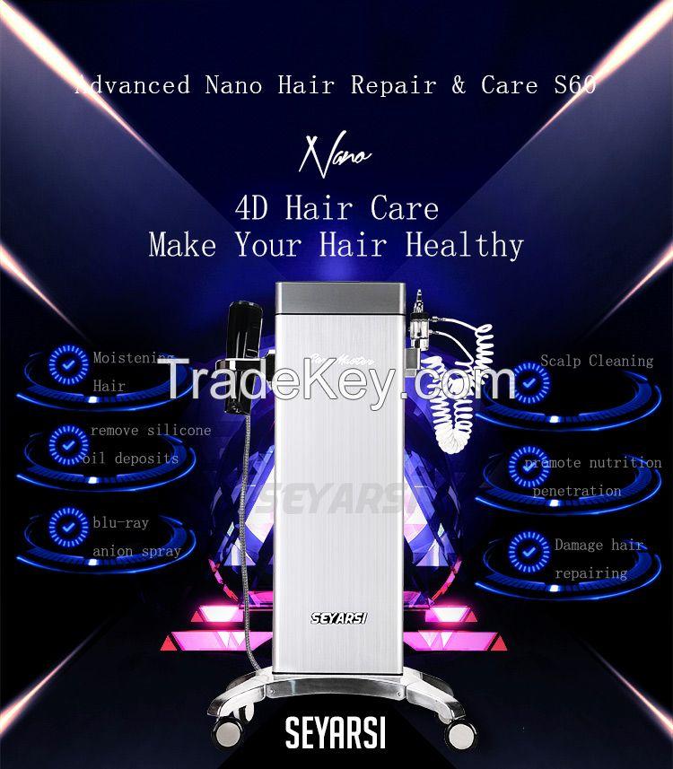 Nano Hair Care Machine�Scalp Care Machine Hair Repairing, S60
