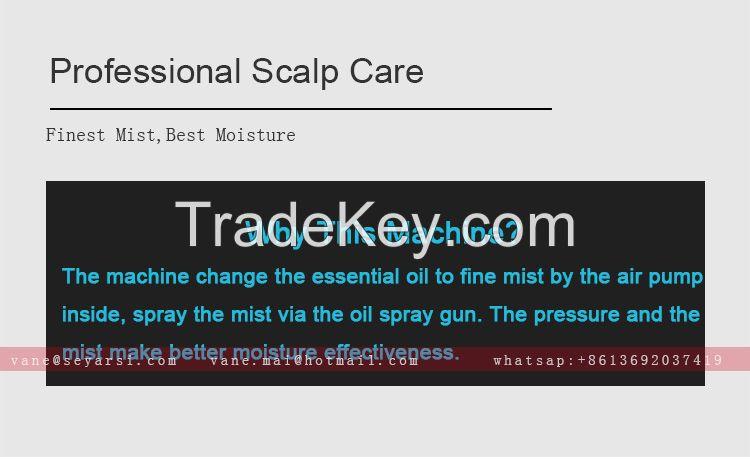 Scalp Essential Oil Spray Gun, Face Moisture Spray Gun,T66