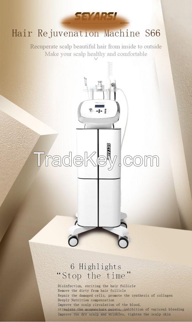 Scalp Rejuvenation , Machine, Scalp Care Skin Care Machine, S66