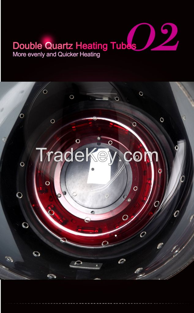 Ozone Hair Heater Red Infrared Hair Dryer Hair Care Machine Hair Dryer