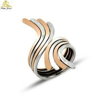Silver Style Ring