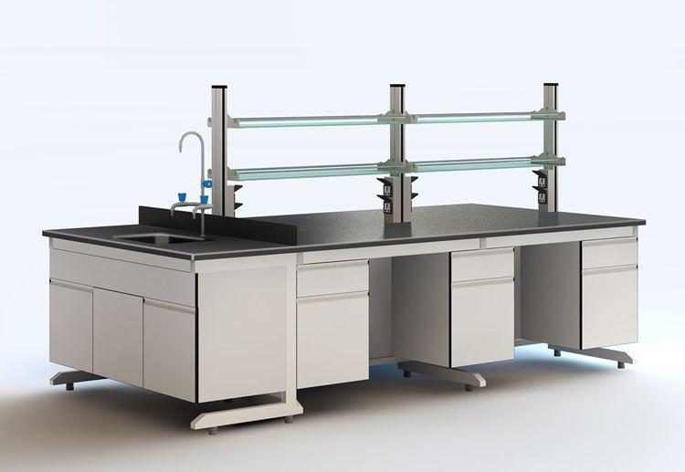 Laboratory Furniture Chemistry Physical Biologic High Quality Dental Lab Bench Classroom Lab Equipment