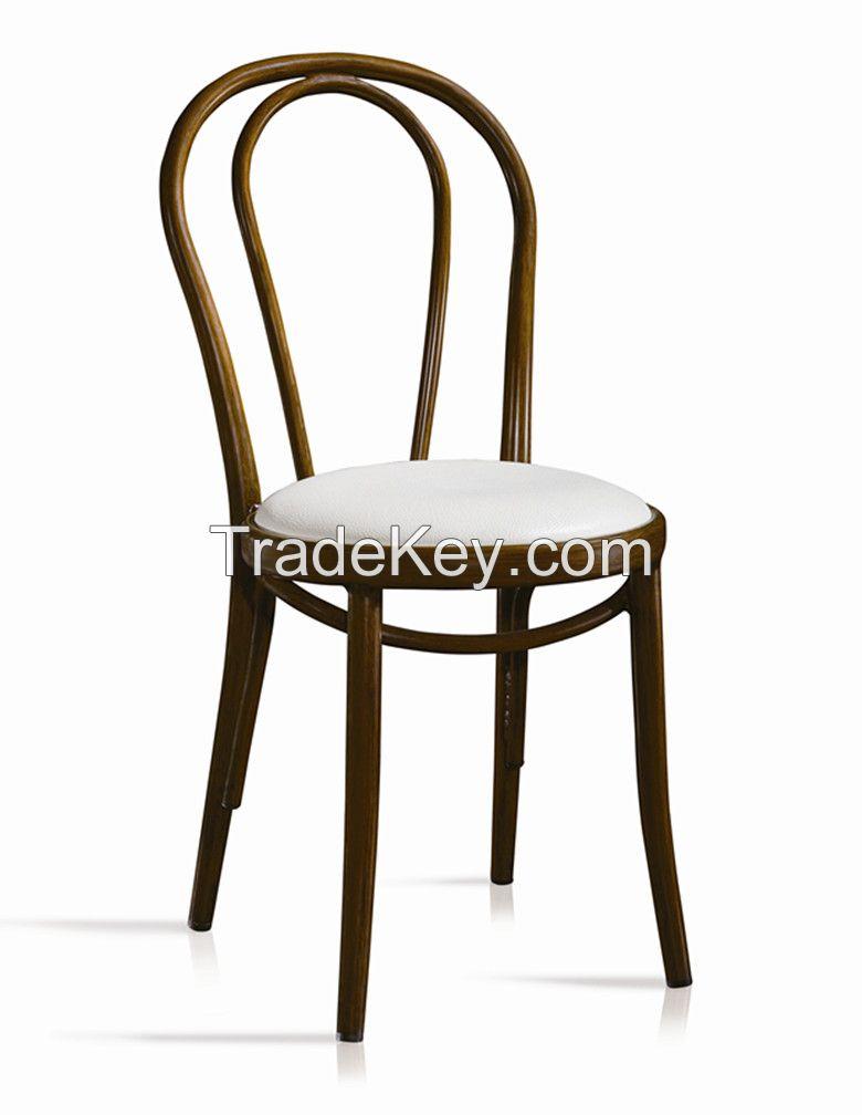 banquet chair, coffee chair, metal chair 1001-1