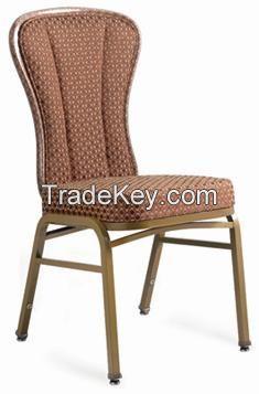 banquet chair, coffee chair, metal chair, steel chair